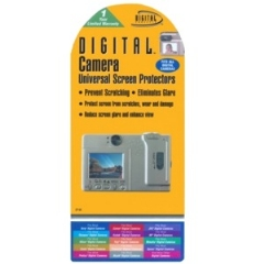 Universal Digital Camera Screen Protector NK P520