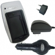 External Professional AC/DC Worldwide Rapid Travel Charger  For Nikon P500 P510 P520