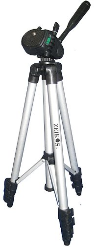 50-Inch Photo/Video Travel Tripod For Nikon P500 P510 P520