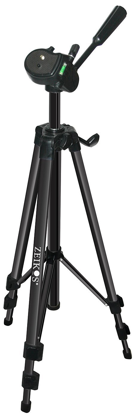59-Inch Photo/Video Full Size Tripod For Nikon P500 P510 P520